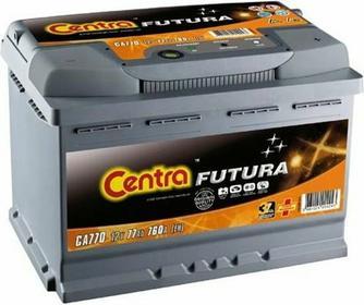 Centra Futura 77Ah 760A CA770 P+