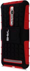 Asus SHIELDTAIL SHTL Etui RUGGED ARMOR Red/Black Zenfone 2 ZE550ML ZE551ML
