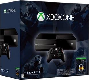 Microsoft Xbox One 500GB Czarny + Halo The Master Chief Collection
