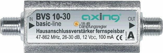 Axing Wzmacniacz antenowy BVS 10-30