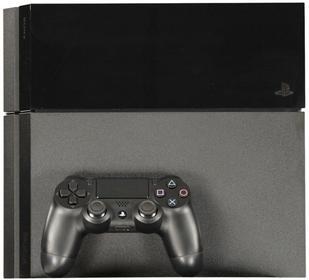 Sony PlayStation 4 500 GB Czarny + DualShock 4