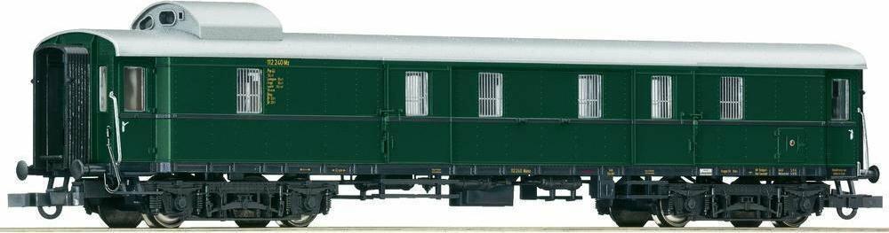 Roco Wagon osobowy 64568 ekspresowy bagażowy z DB skala H0