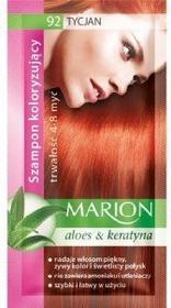 Marion Szampon Koloryzujący Aloes & Keratyna 92 tycjan