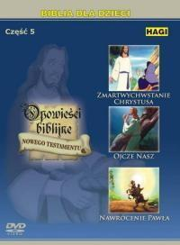 Hagi Film i Video Nowy Testament DVD cz.5