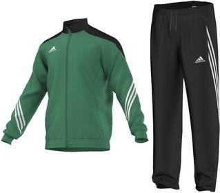 adidas Dres treningowy męski Sereno 14 PES - Gre/Black/Wht