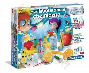 Clementoni MOJE LABORATORIUM CHEMICZNE - 60250