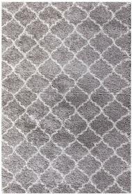 Dekoria Dywan Royal Marocco light grey/cream 120x170cm, 120x170cm,
