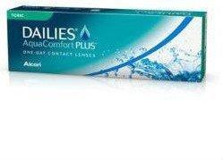 Alcon DAILIES Aqua Comfort Plus Toric, 30 szt.