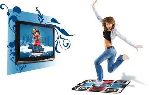 Mata Do Tańczenia Xtrem Dance Platinum Świetna Zabawa Dla
