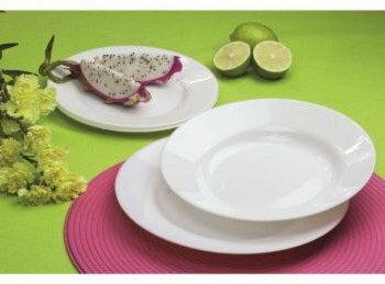 Luminarc Komplet obiadowy FRESH DAY 4-ELEMENTOWY