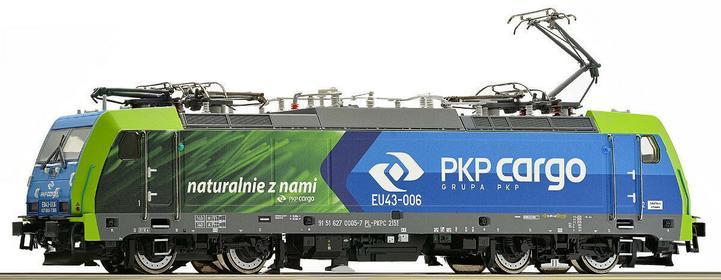 Roco Elektrowóz EU43, PKP Cargo 73655