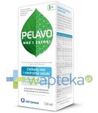 US Pharmacia Pelavo Nos i Zatoki 3+ 120 ml