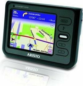 Aristo Voyager X500 AutoMapa Polska