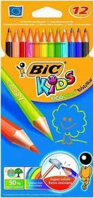 Bic Kredki Kids Evolution 12 kolorów 3270220060963