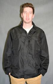 DVS kurtka męska jacket black