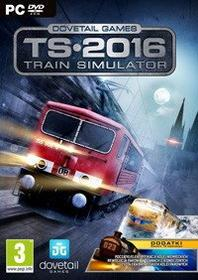 Train Simulator / Symulator Pociągu 2016 PC