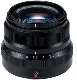 Fuji XF 35mm f/2.0 R WR