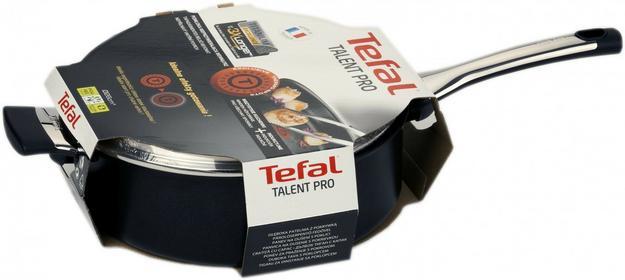 Tefal TalentPro patelnia Patelnia głęboka z pokrywką 26cm (C6213352)