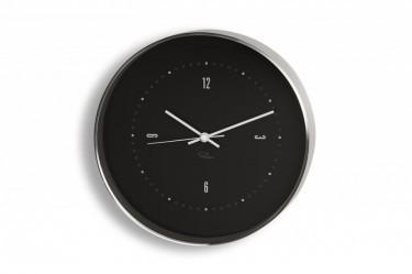Tempus Zegar ścienny 25 cm, czarny - PHILIPPI