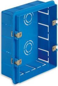 Vimar Puszka montażowa 6M (3+3) niebieska
