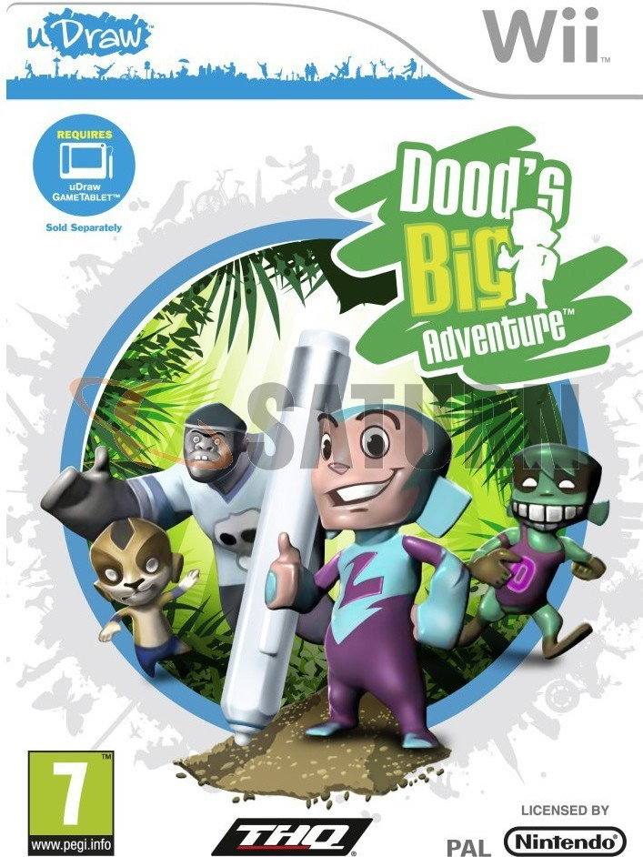 Doods Big Adventures Wii