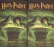 Harry Potter i Książę Półkrwi - wydanie audio