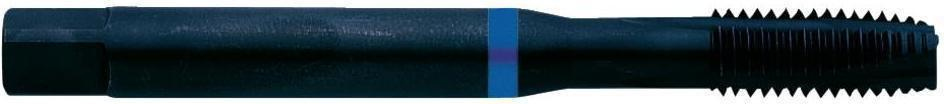 Exact gwintownik maszynowy HSSE M8 z niebieskim pierścieniem DIN 371
