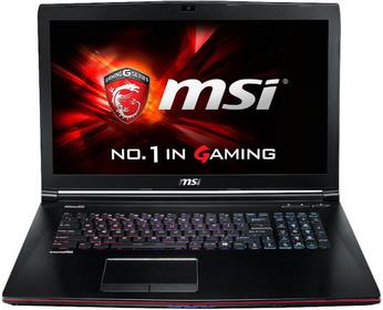 "MSI GE72 2QC-271XPL 17,3"", Core i7 2,7GHz, 8GB RAM, 1000GB HDD (GE72 2QC-271XPL)"