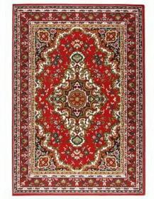 Family Fabrics Dywan Viva 120x170 1670 czerwony