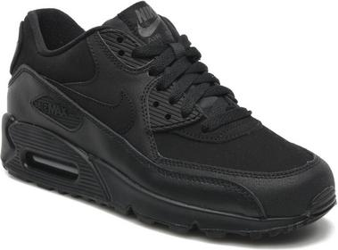 Nike Tenisówki i trampki Air Max 90 (Gs) Dziecięce Czarne