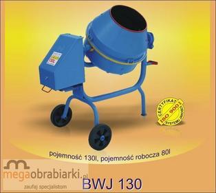 AGRO-WIKT Betoniarka wolnospadowa BWJ 130