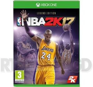 NBA 2K17 Legends Edition