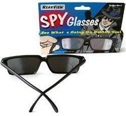 Szpiegowskie Okulary