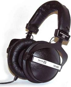 Superlux HD660 Czarny