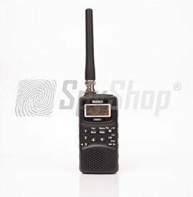 Kompaktowy skaner radiowy Uniden EZI33XLT