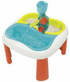 Smoby Stolik do zabawy wodą i piaskiem SM-310063