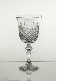 Crystaljulia Kieliszki kryształowe do wina 6 szt - 2848 - 1041