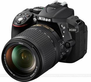 Nikon D5300 + 18-105 VR