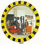 VIALUX Lustra zwiększające bezpieczeństwo z żółto-czarną ramą 222071