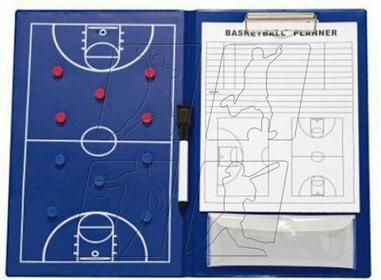 Rucanor Tablica taktyczna do koszykówki 27317