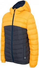 4F [T4Z16-JKUM201] Kurtka puchowa chłopięca JKUM201 bordowy [T4Z16-JKUM201] Boys synthetic down jacket JKUM201 claret