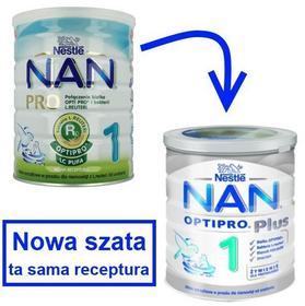 Nestle Nan Opti Pro Plus 1 400g
