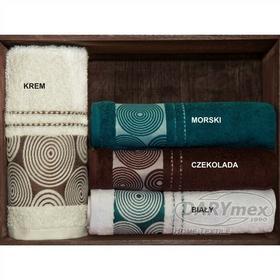 Darymex Ręcznik bawełniany TWIST 50x90 500g/m2