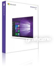 Microsoft Windows 10 Pro - Nowa licencja