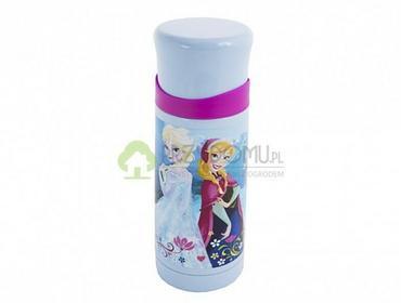 Disney Termos dla dzieci 350 ml Frozen Kraina Lodu
