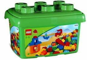 LEGO Skrzynia Duplo 5352