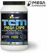 Olimp TCM Mega Caps (jabłczan kreatyny) 300 kaps./1100mg