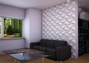 Luxus Decor Panel dekoracyjny 3D - - Rialto LuxusDecor_Rialto