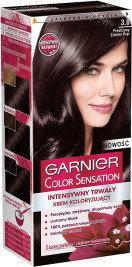 Garnier Color Sensation 3.0 Prestiżowy Ciemny Brąz