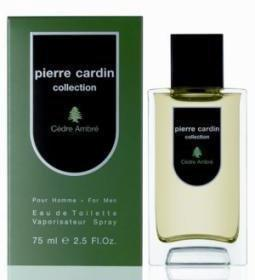 Pierre Cardin Collection Cedre Ambre Woda toaletowa 75ml